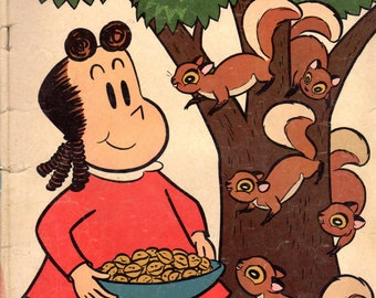 Marge's Little Lulu #142 published by Dell Comics