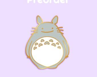 PREORDER TOTORO Ditto x Anime Movie Enamel Pin [Studio Ghibli My Neighbor Totoro Neighbour Tonari no Hayao Miyazaki Film Pokemon Parody]