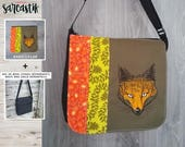 Fox Bag flap for LARGE me...