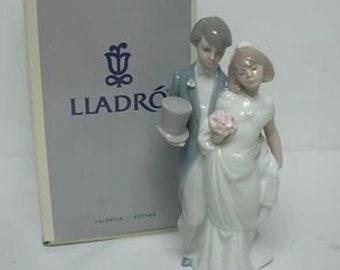 Lladró Wedding Bells 06164
