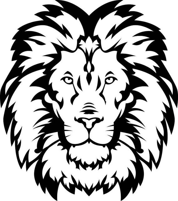 Download Lion #15 Head Wild Cat School Mascot Company Logo .SVG ...