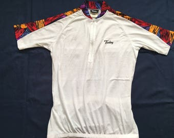 Vintage Cycling jersey-Tinley-fixie-bicycle