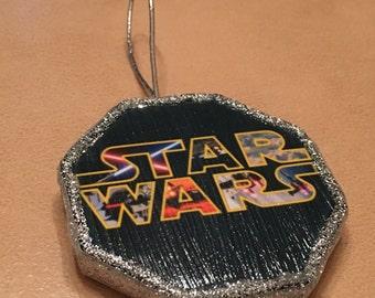 Galaxy Inspired Ornaments