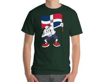 Dominican Republic Soccer T-Shirt