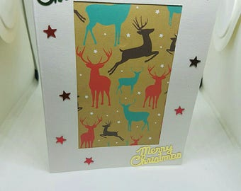 Christmas card with envelope