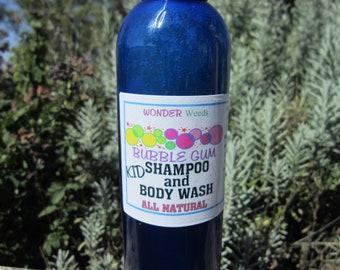 JUMBO 16oz Children's Shampoo/Bodywash, ALL NATURAL