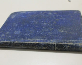 Travels About Home-Part 2-Antique book-1836-Very rare-Hard to find book-Sabbath School book-Sunday school Union-old childrens book