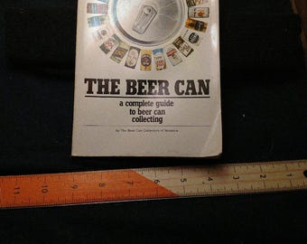 Book 1976 the beer can a complete guide to beer can collecting
