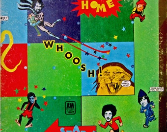 """Procol Harum, """"Home"""" - Vintage Vinyl LP from 1970 - Features """"Whiskey Train"""" - Robin Trower, Gary Brooker; Record Album is in Excellent Cond"""