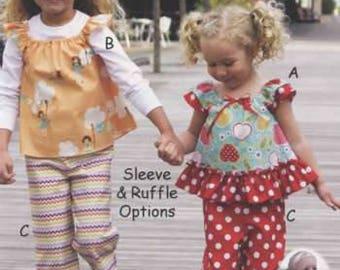 40% OFF SALE! Sewing Pattern - Cutie Pie by Olive Ann Designs