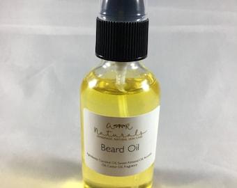 Beard Oil - 2 oz