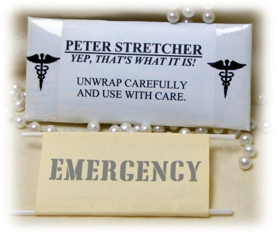 FUNNY PETER STRETCHER