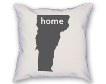 Vermont Home Pillow