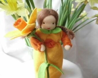 Daffodil Flower Child