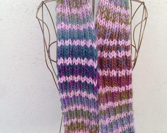 17015 -  Handknit scarf