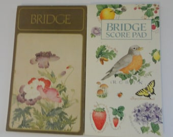 Bundle of Art Covered Bridge Score Pads