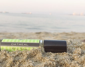 Mother's Day Gift // OATMEAL || Roll on Perfume || Travel Perfume  || Long lasting perfume
