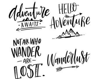 Adventure/Wanderlust Add Ons