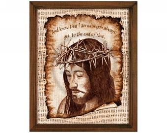 Jesus Artwork Print,Jesus Quote,Jesus Wall Art,God Quote,God Wall Decor,Jesus Poster,Jesus Gift,Jesus Art,Jesus Print,Home Decor,God Gift