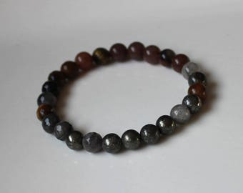 Lucky Bracelet, Good Luck Bracelet , lucky crystals , prosperity stones, healing crystal bracelet, good luck gifts