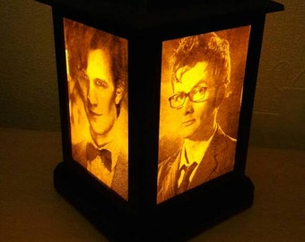 Doctor Who Four Dr's Lantern