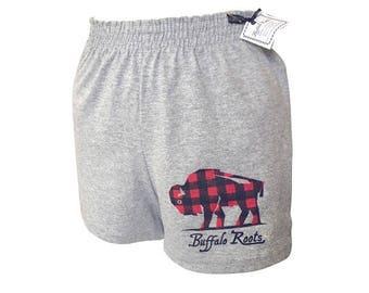 Buffalo Check Shorts