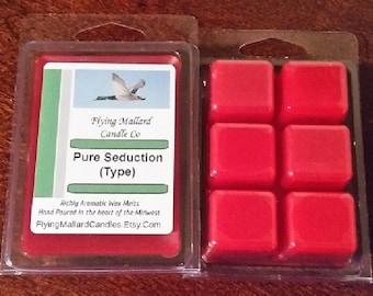 Pure Seduction Super-Scented Wax Melt