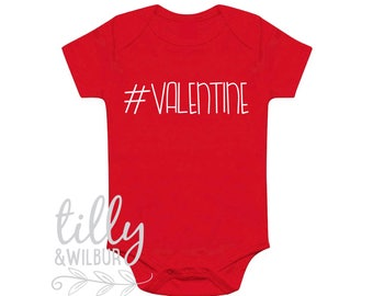 Valentine's Day Baby Outfit