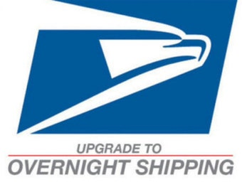 Upgrade to Overnight Express Shipping-Additional Shipping Costs For