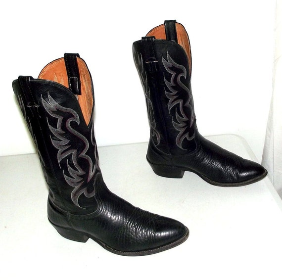 Nocona d or boots Cowboy 11 size 5 brand Black size 9 Western womens 4x1twnAqp