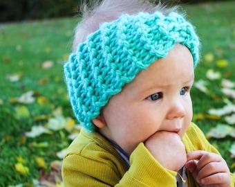 Pinched Baby Headband