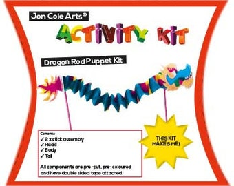 Dragon Rod Puppet kit