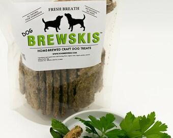 Fresh Breath Flavor - Large Bag | Dog Brewskis
