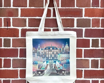 Sheffield Cotton Tote Bag