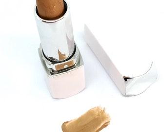Vegan Lipstick -Golden Wattle- All Natural