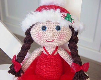Christmas Fairy pattern