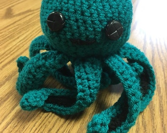 Amigurumi mini octopus