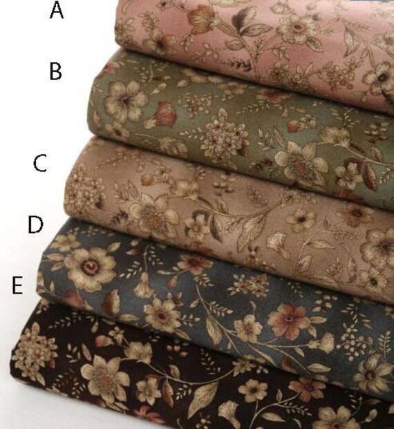 110 cm 43 inch width vintage style flower floral pattern. Black Bedroom Furniture Sets. Home Design Ideas