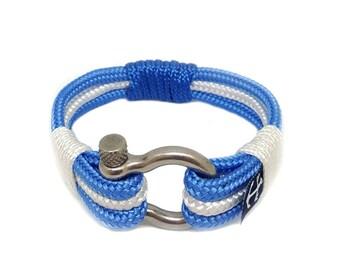 Bran Marion Antarctica Nautical Bracelet, Handmade Rope Bracelet, Unisex Bracelet