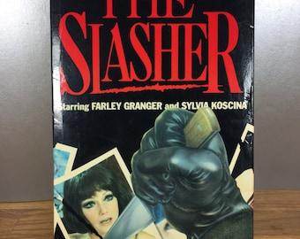 The Slasher VHS
