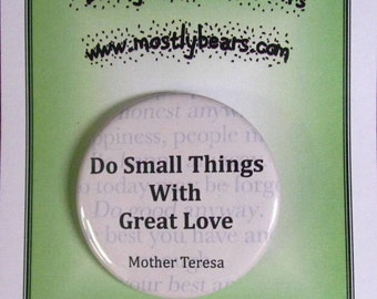 """2 1/4"""" pinback button The Best Advice Ever."""
