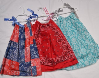 Bandana Dresses for girls - Various Choices (2)