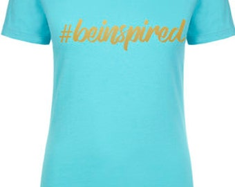 Be Inspired Conference T-Shirts