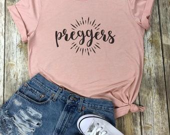 Preggers Shirt, preggers, preggers t shirt, maternity shirt, maternity shirts funny, pregnancy shirt, funny pregnancy shirt, preggers