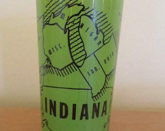 Vintage Indiana Hazel Atlas Gay Fad Glassware