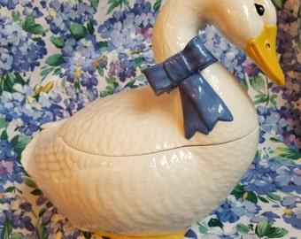 Blue Ribbon Goose