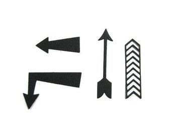Arrow Paper Die Cuts Set of 30