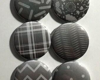 Instinto de gradiente suave negro y gris