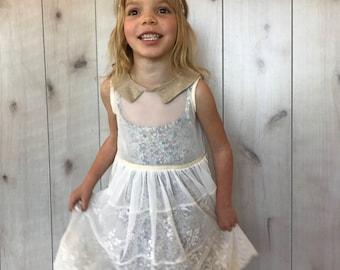 SAMPLE SALE - Bryn Dress in Teal - Size 4