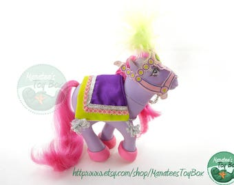 Vintage My Little Pony Wear Parade Pizzazz - Pony not included